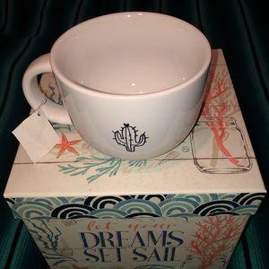 Oversized coffee mug ☕️